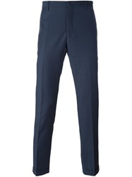Paul Smith Tailored Trousers Blue