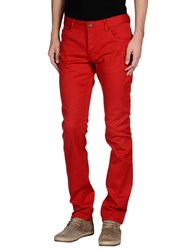 Prada Casual Pants Red
