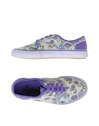 Australian Footwear Low Tops And Trainers Women Lilac
