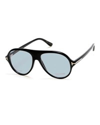 Tom Ford Tom N.1 Private Collection Real Horn Aviator Optical Frames Black