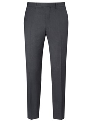 Kin By John Lewis Como Milled Saxony Suit Trousers Navy