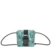 Christopher Kane Lace Mini Safety Shoulder Bag