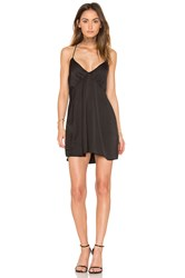 Motel Nala Dress Black