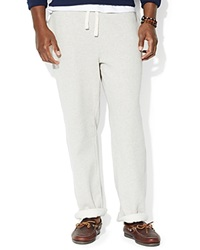 Polo Ralph Lauren Classic Fleece Drawstring Pant Heather