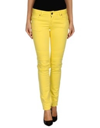 Cimarron Casual Pants Yellow