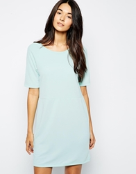 Vero Moda Liz Short Sleeve T Shirt Dress Mint