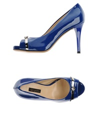 Del Gatto Pumps Blue