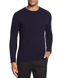 Bloomingdale's The Men's Store At Cashmere Crewneck Sweater New Navy