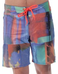 Bench Exposure Swim Trunks Blue