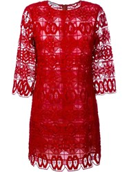 Dondup Embroidered Dress