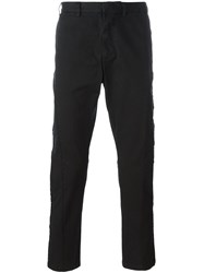 N 21 No21 Stitch Detail Tailored Trousers Black