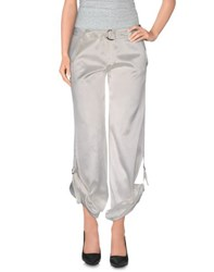 X's Milano Trousers Casual Trousers Women Ivory