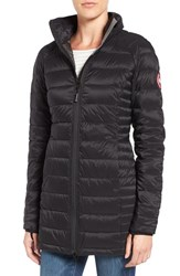Canada Goose Women's 'Brookvale' Hooded Quilted Down Coat
