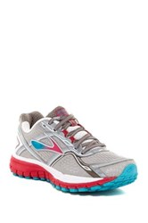 Brooks Ghost 8 Running Shoe Wide Width Available Gray