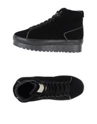 Cafe'noir Cafenoir High Tops And Trainers Light Grey