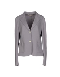 Henry Cotton's Suits And Jackets Blazers Women Grey