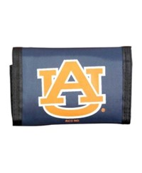 Rico Industries Auburn Tigers Nylon Wallet Team Color