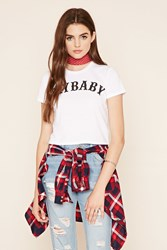 Forever 21 Cry Baby Graphic Tee