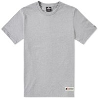 Undefeated Quality Label Tee Grey