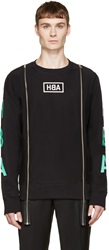 Hood By Air Black Army Of Me Pullover