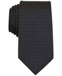 Nautica Men's Tjorn Dot Tie Black