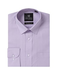 Skopes Easy Care Formal Tailored Shirts Lilac