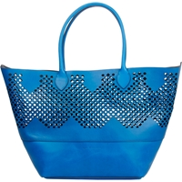 Sophie Anderson Nadia Small Tote Navy