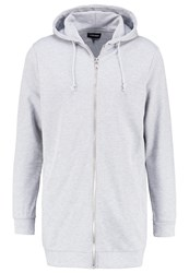 Your Turn Tracksuit Top Grey Melange Mottled Grey