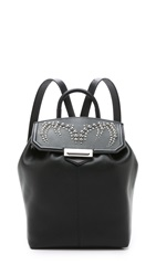Alexander Wang Studded Soft Prisma Backpack Black