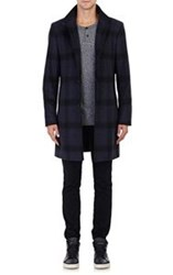 Theory Belvin Overcoat Colorless