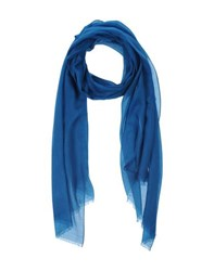 Jil Sander Accessories Oblong Scarves Men Deep Jade