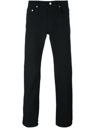 A.P.C. Slim Fit Jeans Black