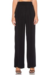 Bcbgeneration Wide Leg Pant Black