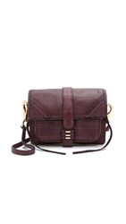 She Lo Silver Lining Camera Bag Bordeaux