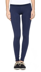 Solow Long Leggings Navy