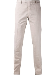Boglioli Chino Trousers Nude And Neutrals