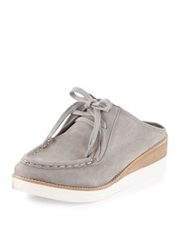 Essex Nubuck Leather Mule Stone Derek Lam 10 Crosby