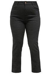 New Look Inspire Straight Leg Jeans Black