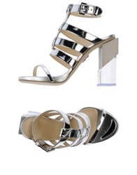 Maiyet Sandals Silver