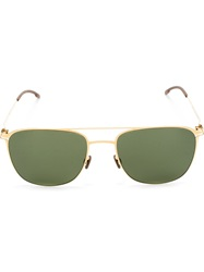 Mykita 'Pelle' Sunglasses Metallic