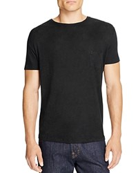 Rails Garrett Pocket Tee Black