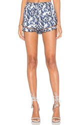 Heartloom Alida Short Blue