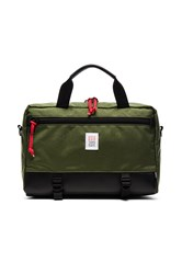 Topo Designs Commuter Briefcase Olive