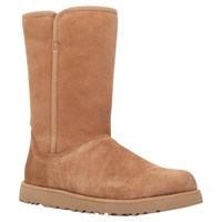 Ugg Michelle Flat Calf Boots Brown Suede