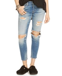 Denim And Supply Ralph Lauren Kennedy Cropped Skinny Jeans Kayla