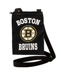 Little Earth Boston Bruins Gameday Crossbody Bag Team Color