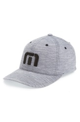 Travis Mathew 'Plumper' Flexfit Hat Grey