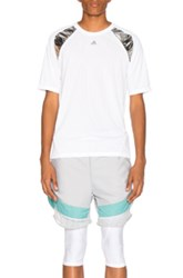 Kolor X Adidas Climachill Tee In White
