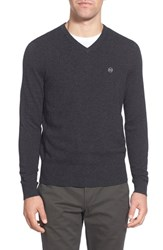 Ag Jeans Men's Ag Green Label 'Arbor' Wool And Cashmere V Neck Sweater