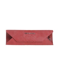 Pierre Balmain Handbags Red